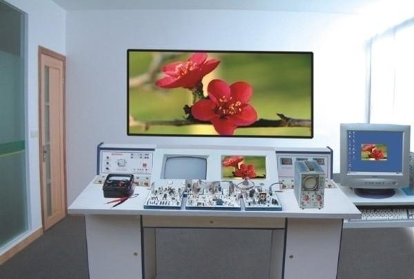 智能型家庭视听影院综合实验室设备(DVD八合一)