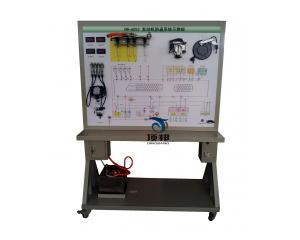 发动机防盗系统示教板