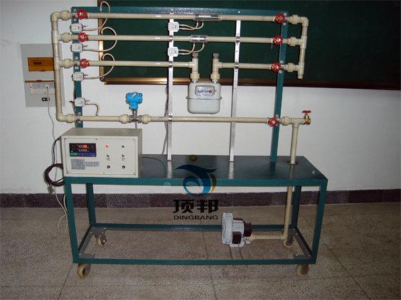 煤气表流量校正实验装置