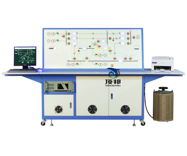 电力系统监控实验平台