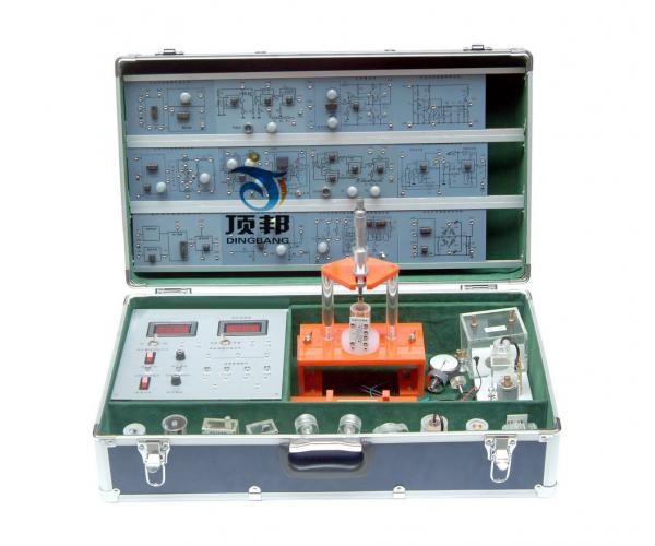 检测与转换(传感器)技术实验箱(9种传感器)