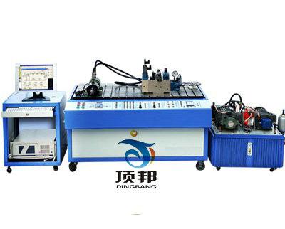 电液比例与电液伺服性能检测综合实验台