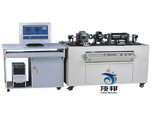 齿轮传动测试分析实验台