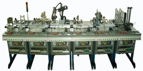 机电一体化生产物流实训系统