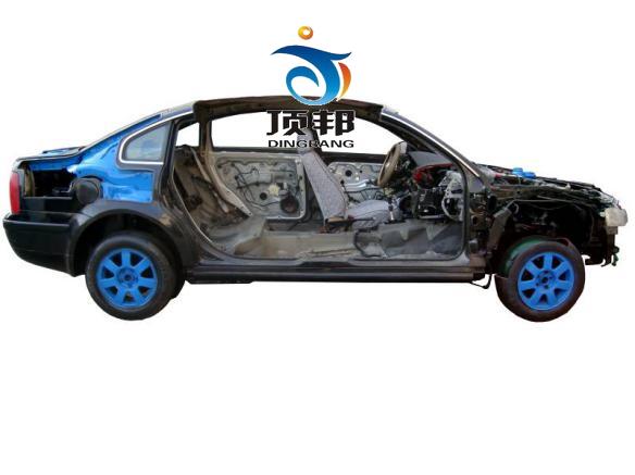 帕萨特整车解剖模型
