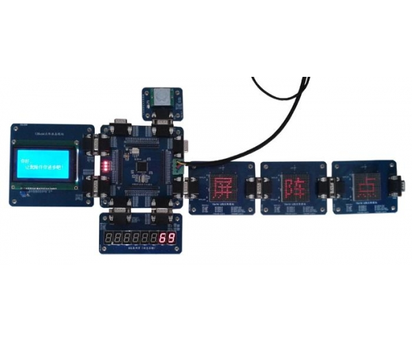 电工电子.通信专业实训与毕业设计开放式训练系统