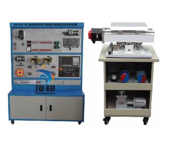 数控铣床电气控制与维修技术实训台