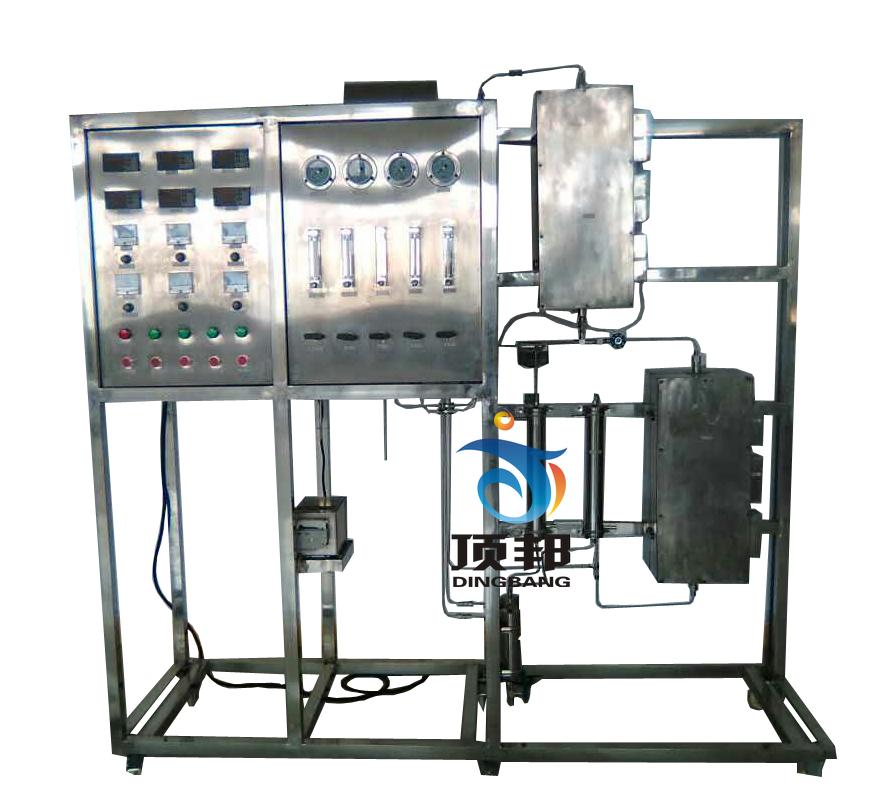 一氧化碳中低温串联变换实验装置
